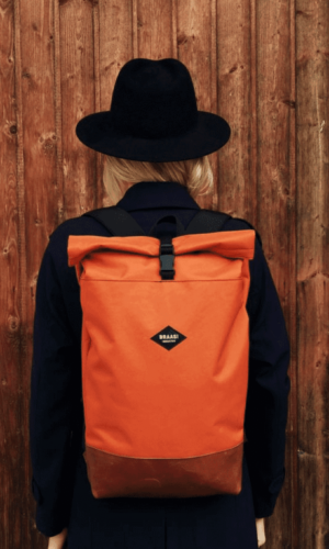 Sac à dos Foxy orange – Braasi