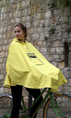 Poncho vélo urbain – The People's Poncho