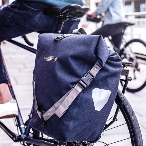 Sacoche vélo porte-bagages Back Roller Urban – Ortlieb
