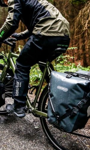 Sacoche vélo porte-bagages Back Roller Classic – Ortlieb